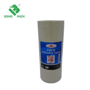 Оптовая торговля белого креп бумага общего назначения и окраска защитной ленты бумаги