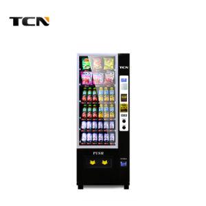 Npt 2018 Hot vender máquina de venda automática com GPRS para aparas e Chocolate
