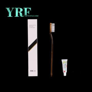 Hotel Yrf Natural mayorista de alimentación ecológica de bambú cepillo de dientes profesional