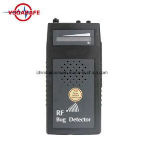 Spazzatrice dell'errore di programma di rf con l'audio rivelatore del cercatore dell'obiettivo di verifica, emittenti di disturbo del telefono delle cellule, stampi mobili di GSM 3G 4G