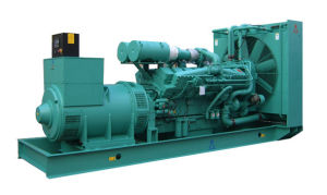 Gruppo elettrogeno diesel di serie del Cummins Engine 20kVA-2250kVA