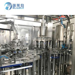 Un excellent rapport prix chinois bouteille Pet de jus de machine de remplissage