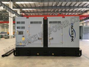 450kVA CumminsはCe/ISOの防音のディーゼル生成セットに動力を与えた