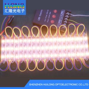 RGB 5050 un modulo impermeabile di sette colori LED