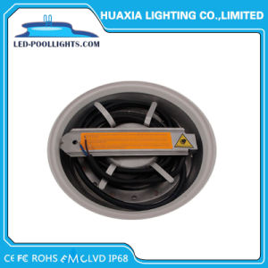Indicatore luminoso subacqueo d'acciaio della piscina di telecomando LED Stainelss di RGB