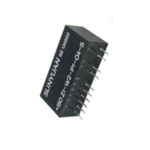 Isolador de Sinal da Temperatura do transmissor de pressão de 4-20 mA conversor de sinal do Sensor