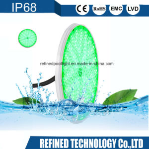 indicatore luminoso subacqueo della piscina riempito resina di 3000lm PAR56 LED