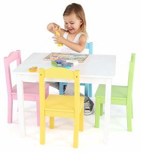 خشبيّة أطفال [فورنيتير] طاولة مع [هيغقوليتي]