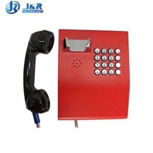 Банк телефон Интерком Sos чрезвычайной устройство телефон Вандалозащищенная телефон