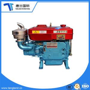 Water Gekoelde 12kw aan Dieselmotor 300kw Fawde/de Enige Tractor van de Cilinder voor Dieselmotor
