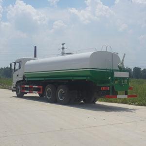 Dongfeng Tianjin 6X4 do caminhão-tanque de água com 20000L 20CBM 20m3 20kl Veículo de Pulverização do Tanque