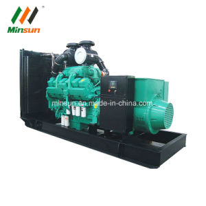 50kVA - motore diesel diesel elettrico del generatore 4-Stroke di 2000kVA Shangchai