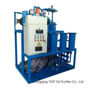 Remoção de hidrogénio máquina de polimento de lavagem de óleo da turbina (TY)