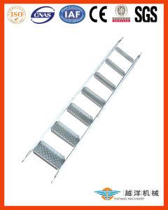 Escada do Sistema-Aço do andaime do frame com projeto de Protable