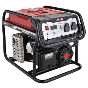 4kw/5KW/ 6KW CE Gerador Gasolina Portáteis para uso doméstico com pega e 8 Roda