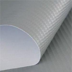 Bloqueie os PVC/Brilhante Matte Banner Flex Voltar cinza/preto/camisa