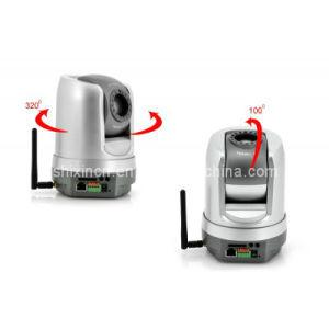 Pas de 1080P/720p mégapixels Onvif WiFi P2P Caméra IP PTZ haute vitesse (IP-129HW)