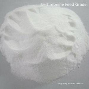 Het l-Threonine van de levering 98.5% Rang van het Voer