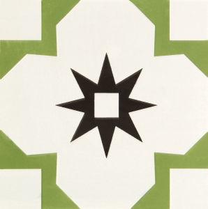 Spaanse Style Decoration Tile voor Woonkamer 20*20cm