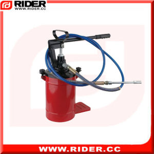 5kg Portable Grease Dispenser Grease Bucket Manual Grease Pump