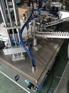 水びん詰めにする機械満ちるキャッピング