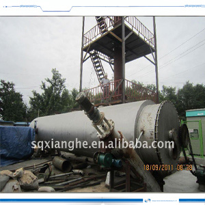 Nuovo Stato Waste Oil Recycling Plant 10tpd