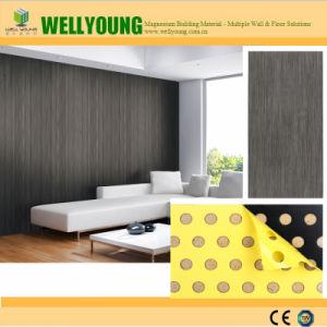 Les conceptions modernes pointe biseautée vers le mur de tuiles de vinyle de luxe