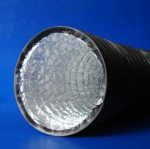 L'époussetage à air flexible en PVC Compined PVC flexible pour la culture hydroponique conduit d'air