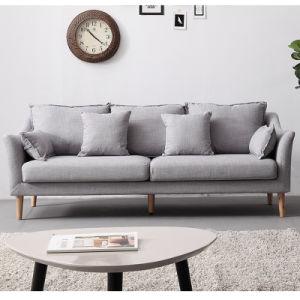 Muebles de hogar diseño moderno sofá 1-4 plazas sofá de la sala