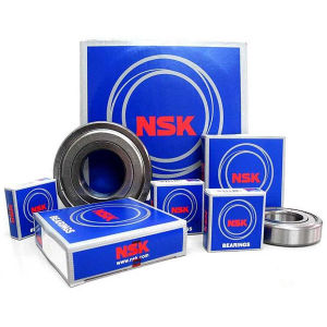 Roulements de NSK, acier Base-Hardened, haute vitesse