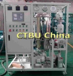 Huile de transformateur dégazage sous vide, raffinerie de pétrole de la machine de traitement pour huile de transformateur