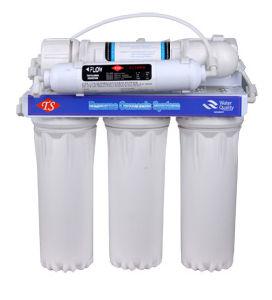 Wasser-Reinigungsapparat
