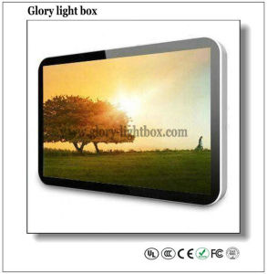 TV LED FHD slim 49 polegadas LCD monitor de ecrã táctil