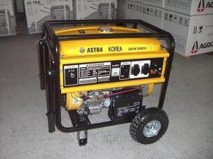 가솔린 발전기 Ast8000ew