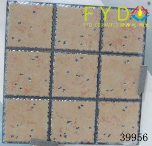 De ceramische Verglaasde Rustieke Tegel van de Vloer (39956)