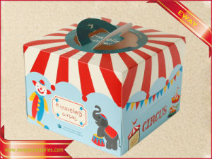 Contenitore promozionale di carta di contenitore di regalo di stampa del contenitore di imballaggio