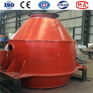 石炭の洗浄、塩の洗浄に使用する縦の遠心分離機