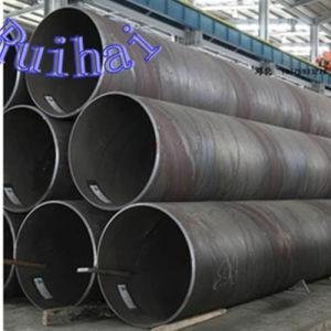 De AISI Gelaste Pijp van het Roestvrij staal Tp316L