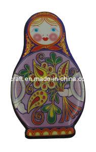 Boneca Matryoshka Frigorífico Íman Íman Frigorífico coloridos