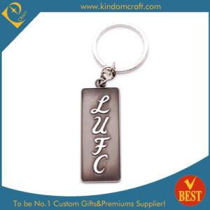 Alta calidad de empresa personalizados Llavero de metal de promoción de la marca personalizada