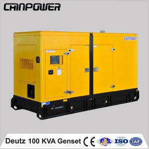 Diesel Deutz van het nieuwe Product 100kVA Generator