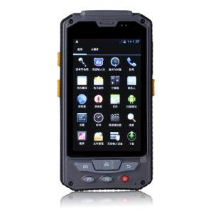 -140PS Um Android Market (Industrial/impermeável à prova de pó/dropproof) 3G Terminais Portáteis PDA resistente com IC (13,56) Leitor de cartões RFID/Marcações Manager/Coletor de Dados