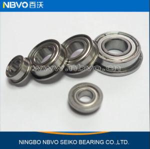 Cearmic Flanged Bearing (F635ZZ/C, 5X19X6mm)