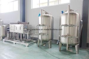 Strumentazione di trattamento delle acque di filtrazione del RO