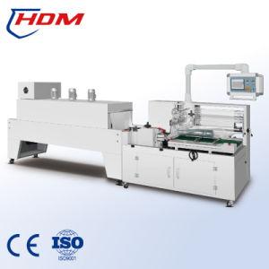 自動額縁の熱収縮の包装機械