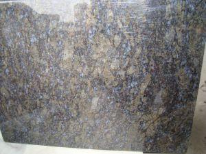 蝶青い花こう岩のSlabs&Tilesの花こう岩Flooring&Walling