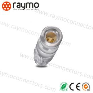 シグナル伝達のためのRaymo Kシリーズ最終的な防水プッシュプルコネクター