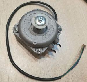 Nevera /pecho de hielo AC Polo sombreado con 1300-1500rpm del motor
