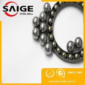 G100 2,5Mm rolamento de esferas de aço cromado redondo