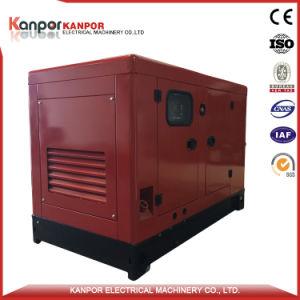 Weichai 160kw 200kVA (176kw 220kVA)のディーゼル発電機の回転キー・プロジェクト